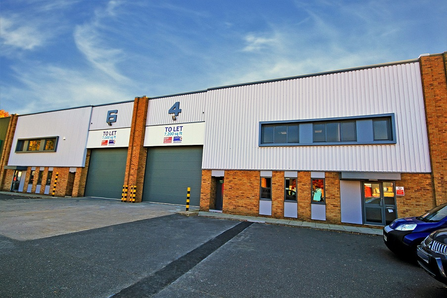 Modern Warehouse To Let