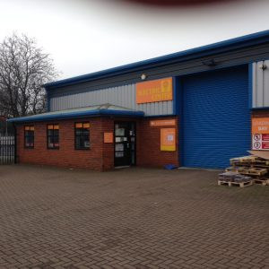Trade Counter Unit, Parklands Court, Dannemora Drive, Greenland Road, Sheffield