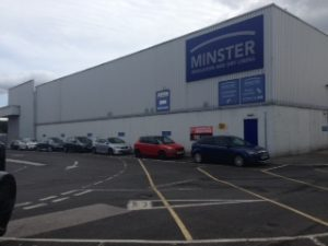 Modern Single Storey Detached Warehouse with Trade Counter